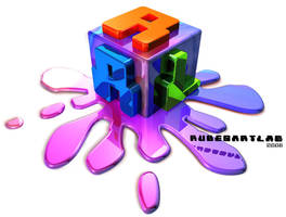 Rubesartlab logo by rubesart