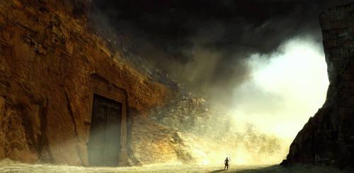 Arena of Archduke Norkledder by AnthonyDevine