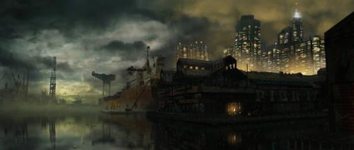 Pier 17 by AnthonyDevine