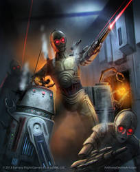 Droids Activated by AnthonyDevine