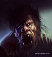 Wolfman by AnthonyDevine