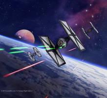 STAR WARS The Force Awakens Epsilon Leader by AnthonyDevine