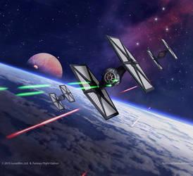 STAR WARS The Force Awakens Epsilon Leader