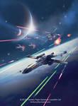 STAR WARS X-wing Squadron