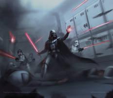Darth Vader by AnthonyDevine