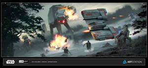 ILM Art Dept Challenge- The Ride No.2- Rescue