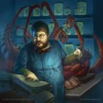 Arkham Horror Dr. Milan Christopher