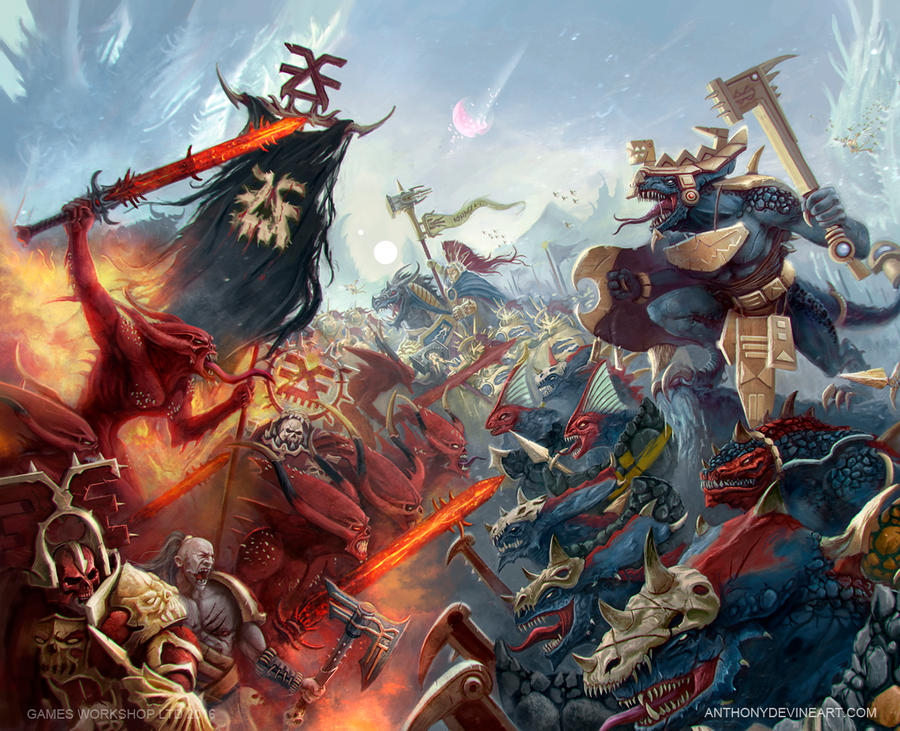 Alliance with Sigmar