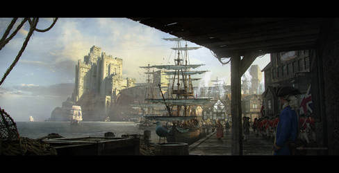 Castle Harbour