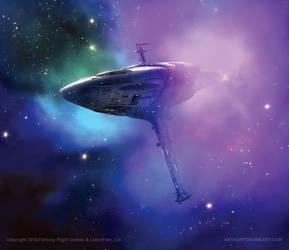 Star Wars- Ordnance Cruiser