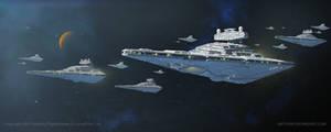STAR WARS- Seventh Fleet Star Destroyer