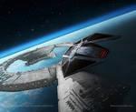 Star Wars- TIE Reaper- Major Vermeil