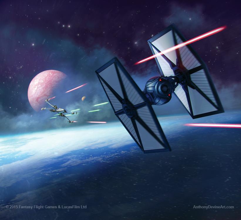 STAR WARS Omega Leader