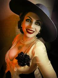 Lady Dimitrescu by EzysummersCosplay