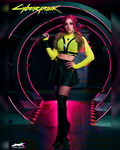 Cyber Triss 2