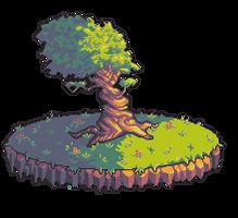 Lone Tree by RHLPixels
