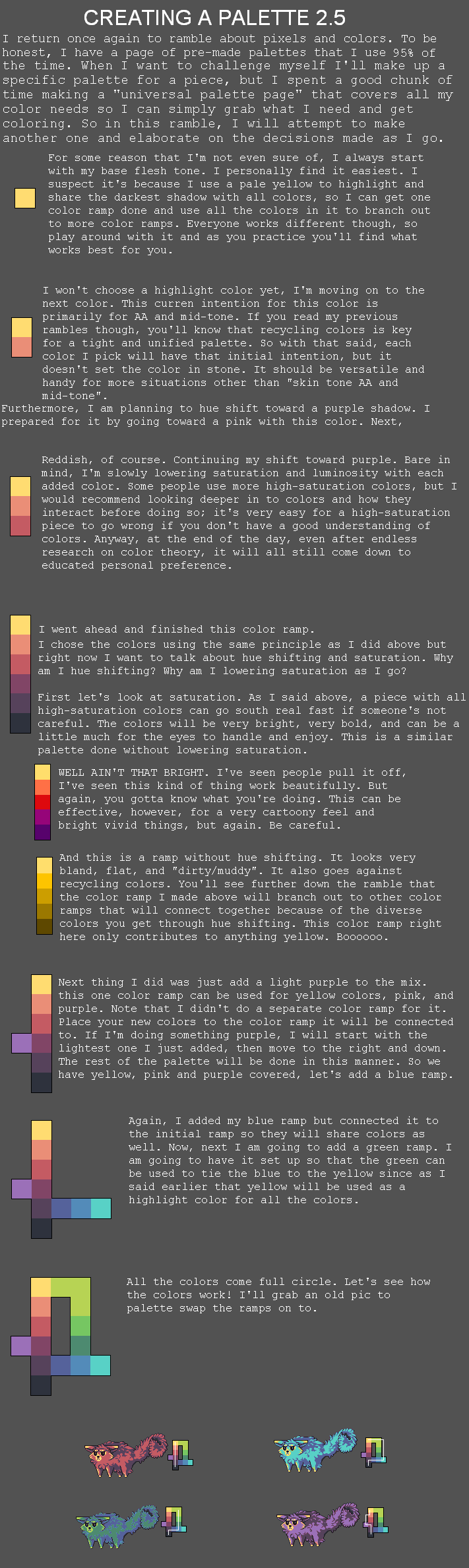 Andrew kenslers blog mapping pixel art palettes magicingreecefo Choice Image