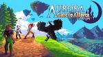 Aurora: Gate to Allurea title page