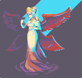 Winged Lady