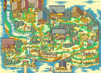 Big ol' Map