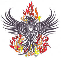 Bird1'Flamin'phoenix'color