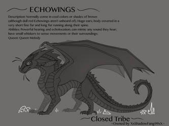 Echowings 2.0 (2019) by xXShadowFang99Xx