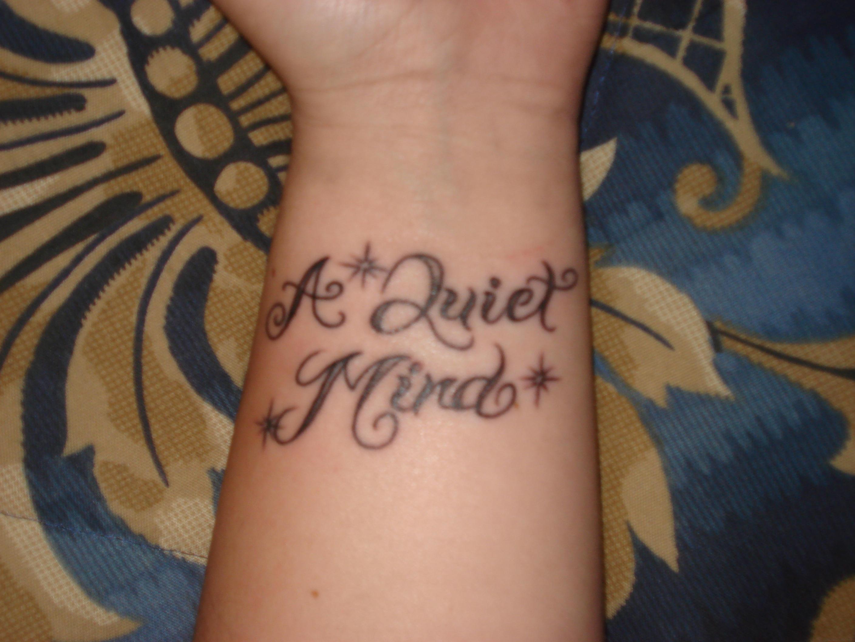 Tattoo Blue October 45