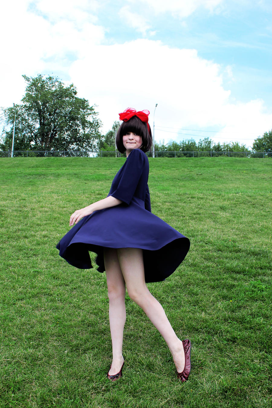 Kikis Delivery Service Costume Kiki Delivery Service by