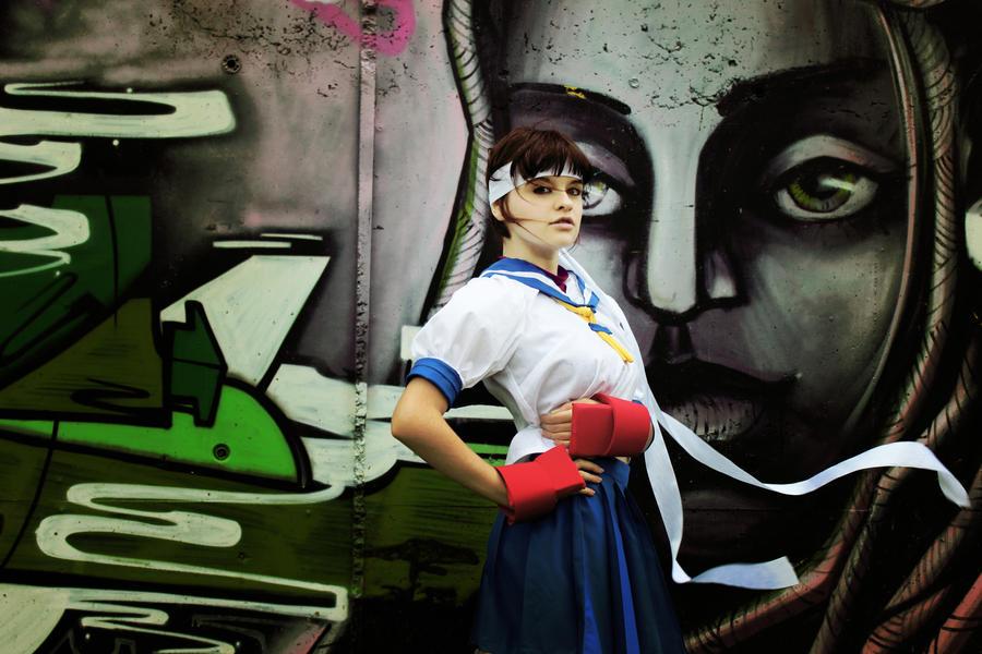 Street Fighter by Krieitor