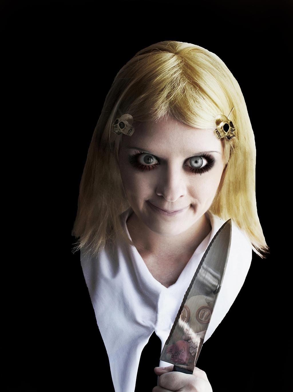 Lenore, the Cute Little Dead Girl by Krieitor on DeviantArt
