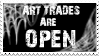 Spider Web Stamp: Art Trades-Open by x-XInsomniaX-x