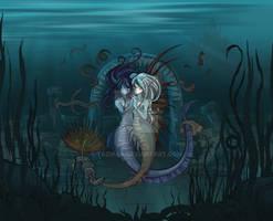 Anime/Fantasy style Mermaids