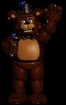 Classic Toy Freddy