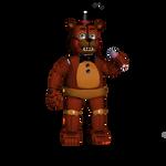Funtime Toy Freddy