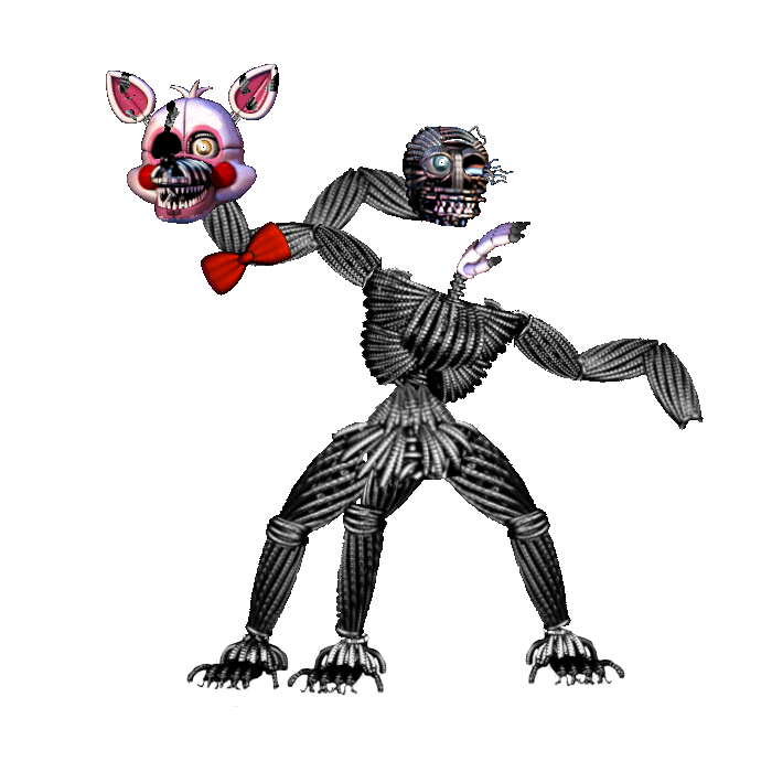 how to draw nightmare mangle