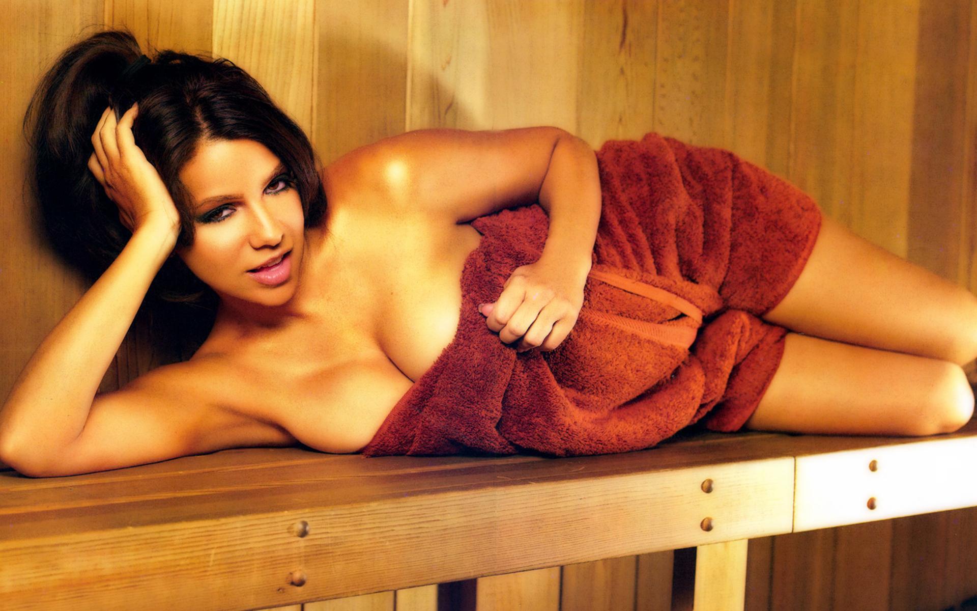 Фото женщин в банях 18 фотография