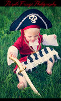 Wittle Pirate by KirstieeRae