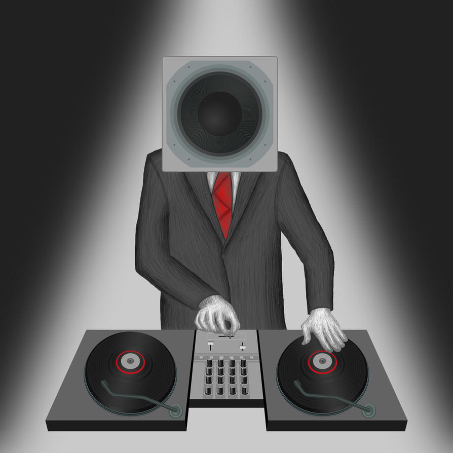 DJ Boom by SebastianSB