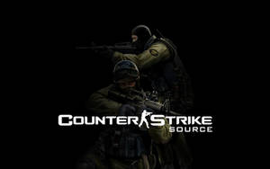 Counter-Strike Source Wallpape by johnakadoe