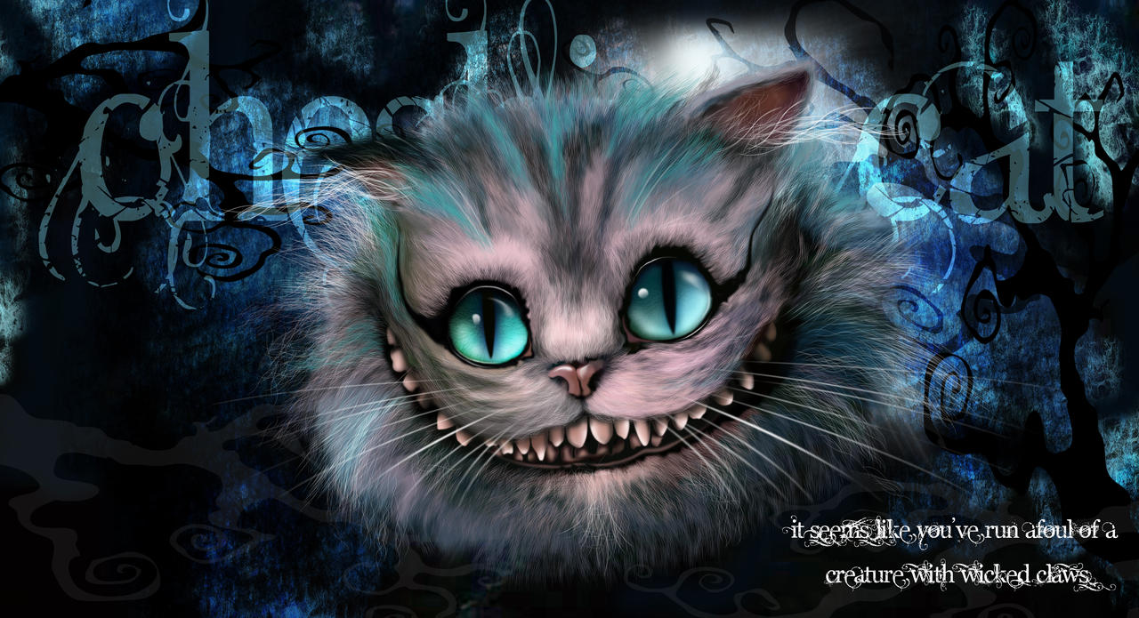 Tim Burton Ches... Cheshire