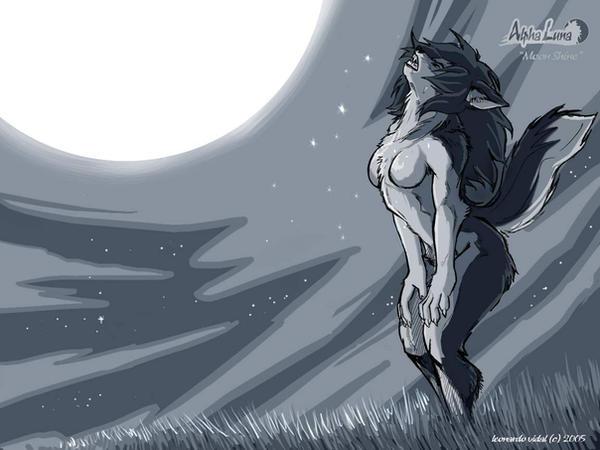 Luna 'Moon Shine' by alfaluna
