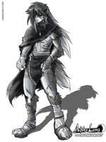 Conceptual Character  07 by alfaluna