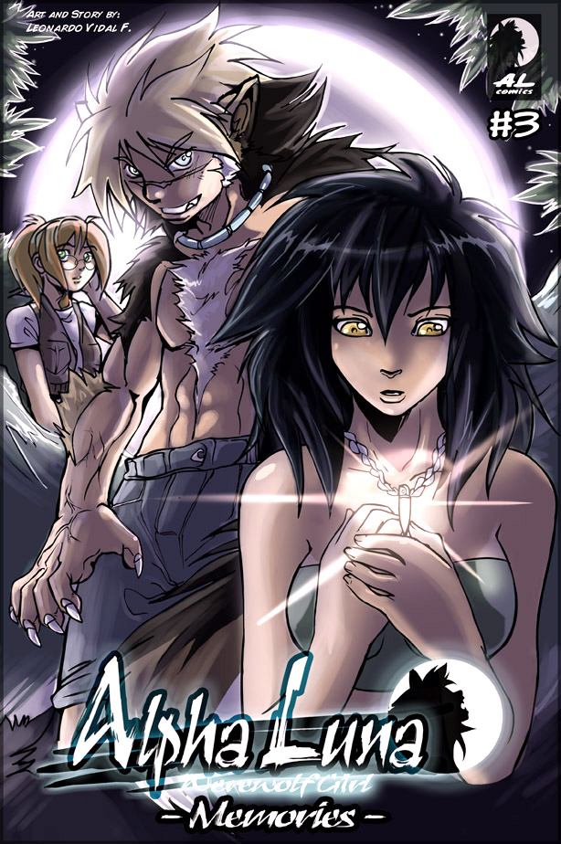 Alpha Luna Chapter 3 Cover Memories by alfaluna