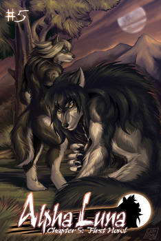 Alpha Luna Chapter 5: First Howl Cover