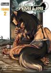 Alpha Luna Volume 2 (TPB) Cover/ Portada
