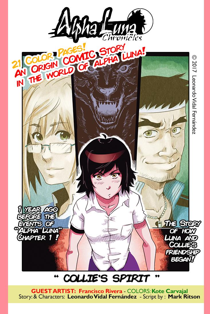 AL Chronicles: Collie's Spirit  (Manga) by alfaluna
