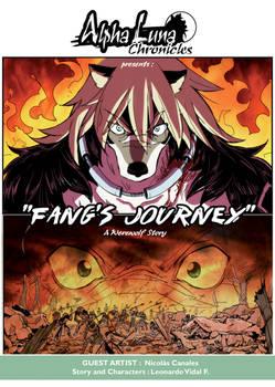 AL Chronicles: FANG'S JORUNEY (Cover)