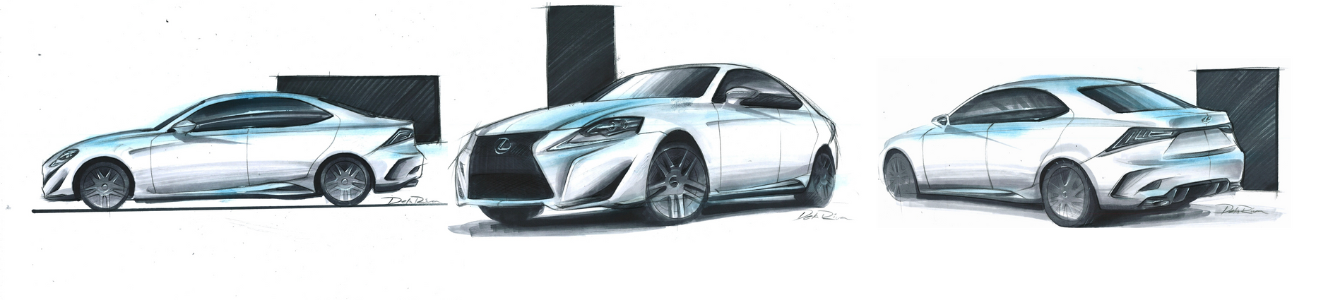 Lexus Final!! by wierd0