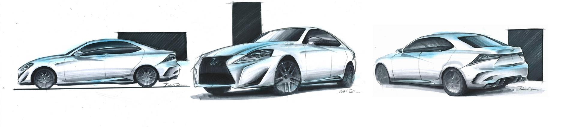 Lexus Final!! by wierd0