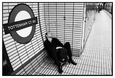 london underground by jrockar